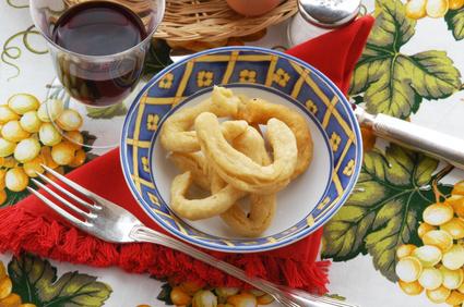 Chifeleti di patate - Cucina del Friuli Venezia Giulia
