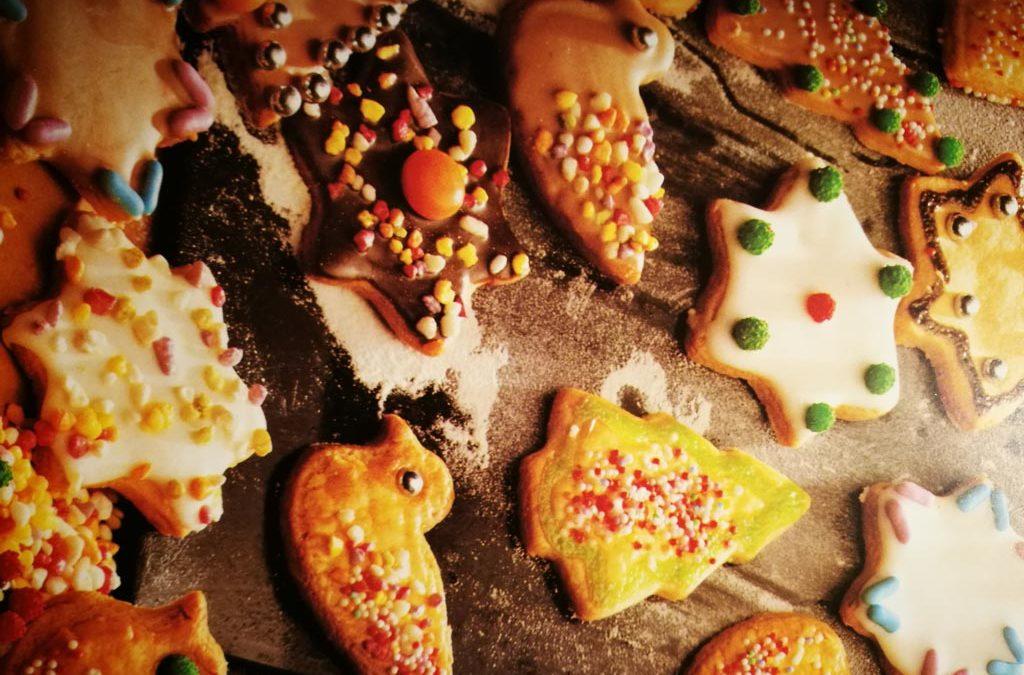 Dolci e biscotti tedeschi